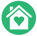 Teal Donations Icon